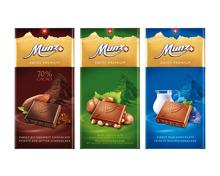 Munz Tafelschokolade