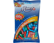 Munzli Mini-Pralinés Milch