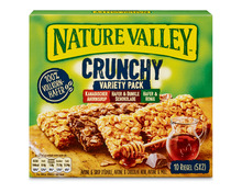 Nature Valley Riegel Variety Pack, 5 x 2 x 42 g