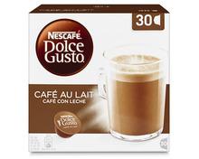 Nescafé Dolce Gusto Café au Lait, 30 Kapseln
