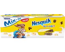 Nestlé Bananenjoghurt Mix-in