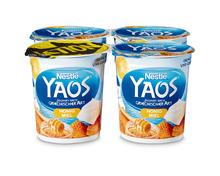 Nestlé Jogurt Yaos Honig, 4 x 150 g