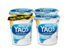 Nestlé Jogurt Yaos Nature, 4 x 150 g