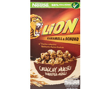 Nestle Lion Müesli