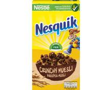 Nestlé Nesquik Müesli