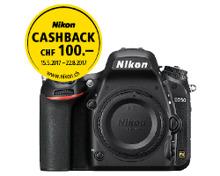 NIKON D750 Body + Nikon Cashback CHF 100.00 + Nikon Swiss Garantie