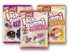 NIMM2® Lachgummi Fruitivity