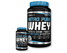 Nitro Pure Whey Proteinpulver