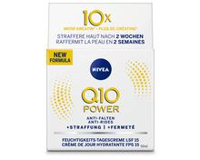 Nivea Anti-Falten-Tagescreme Visage Q10 plus, LSF 15, 50 ml