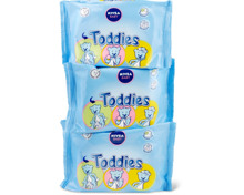 Nivea Baby Feuchttücher, 3er-Pack