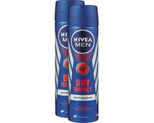 Nivea Men Deo Spray Dry Impact