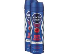Nivea Men Deo Spray Dry Impact
