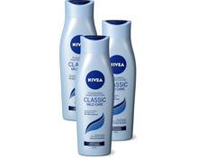 Nivea Shampoos im 3er-Pack