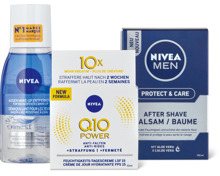 Nivea- und Nivea Men-Gesichtspflege sowie -Creme und -Soft