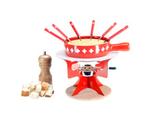 Nouvel Käsefondue-Set Fondue Bar Swiss