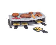 Nouvel Raclette-Gerät mit Steinplatte