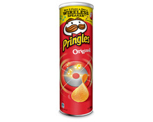 Nur Freitag + Samstag, 21.–22. Juli 2017 auf alle Pringles nach Wahl: z.B. Pringles Original, 190 g