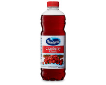 Ocean Spray Cranberry Classic, 6 x 1 Liter