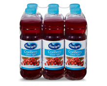 Ocean Spray Cranberry Light, 6 x 1 Liter