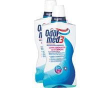 Odol-med3 Fluorid-Mundspülung