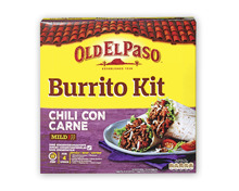 OLD EL PASO Burrito Kit