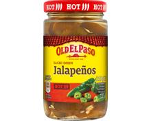Old el Paso Jalapeños