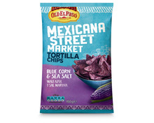 Old el Paso Mexicana Street Market Tortilla Chips Bluecorn