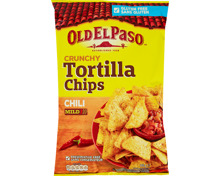 Old el Paso Tortilla Chips Chili