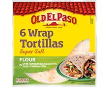 Old el Paso Wrap Tortillas
