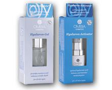 OMBIA COSMETICS Hyaluron-Gel/-Activator