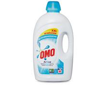 Omo flüssig Active, 4 Liter