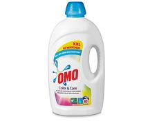 Omo flüssig Color & Care, 4 Liter