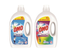 Omo Flüssig-Waschmittel