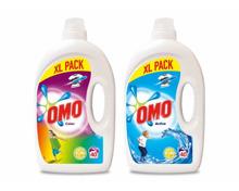 Omo Flüssigwaschmittel Color/ Active