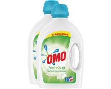 Omo Flüssigwaschmittel Fresh Clean