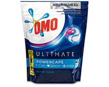 Omo Powercaps Active Clean, 45 Stück
