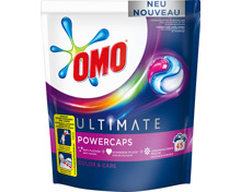 Omo Waschmittel Power Caps Ultimate Color & Care