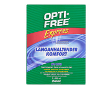 OptiFree Express Reinigung 2x 355 ml