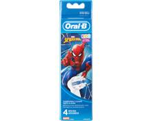 Oral-B Aufsteckbürsten Spiderman 4