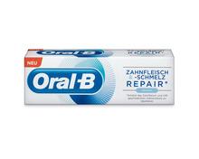 Oral-B Zahnpasta Original Zahnfleisch & -schmelz, 2 x 75 ml, Duo