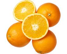 Orangen blond
