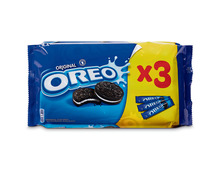 Oreo Biscuits, Rolle, 3 x 154 g, Trio