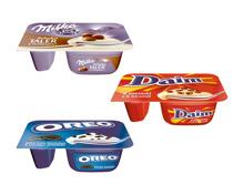Oreo/ Daim/ Milka-Joghurt