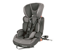 OSANN Kindersitz Lupo Isofix Nero
