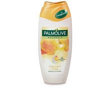 Palmolive Naturals Cremedusche Honig & Feuchtigkeitsmilch, 3 x 250 ml, Trio