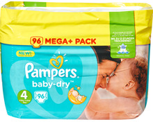 Pampers Baby-Dry Maxi