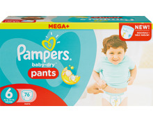 Pampers Baby Dry Pants Extra Large