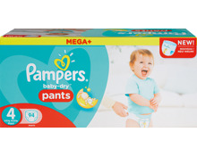 Pampers Baby Dry Pants Maxi