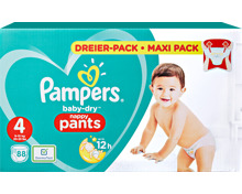 Pampers Baby-Dry Pants Maxi