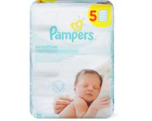Pampers Baby-Feuchttücher im 5er-Pack
